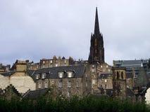 Edynburg kościół Fotografia Stock
