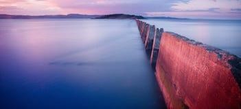 Edynburg oceany Fotografia Stock