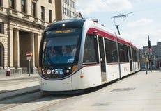 Edynburg tramwaje 2 Zdjęcia Stock