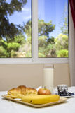 EDZR - Breakfast at home Royalty Free Stock Image