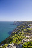 EDZR - Sagres Cliff Stock Photography