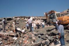 Eearthquake in Turkey Royalty Free Stock Image