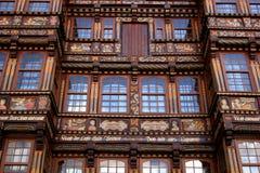 eedekindhaus Hildesheim domowy rynek Obrazy Royalty Free