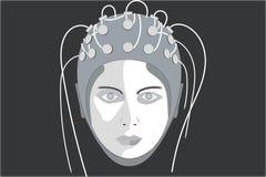 EEG 2 Imagem de Stock Royalty Free