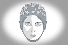 EEG 1 Royalty Free Stock Photo