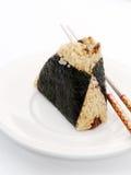 Eel sush Royalty Free Stock Photography