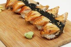 Eel sushi Stock Photo