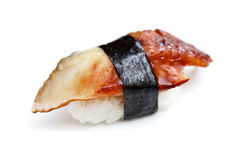 Eel sushi Stock Photos