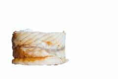 Eel sushi roll isolated Stock Photography