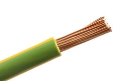 Eelectrical Wires Royalty Free Stock Image