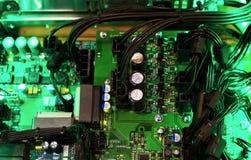 Eelectronic circuit board Stock Image