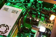 Eelectronic circuit board Stock Photography