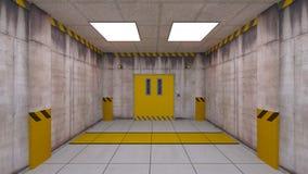 Eelevator passage Stock Images