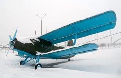 Een-2 vliegtuig Royalty-vrije Stock Foto's