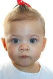 Een aanbiddelijke baby Stock Foto