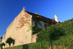 Een aardig huis dichtbij Belvedere Royalty-vrije Stock Foto