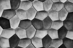 Een abstract geometrisch patroon van interessant ontwerp Royalty-vrije Stock Foto's