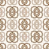Een abstract naadloos patroon De kleurenovergang Royalty-vrije Stock Afbeelding