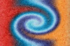 Een abstracte achtergrond vector illustratie