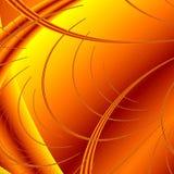 Een abstracte achtergrond Stock Fotografie