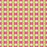 Een abstracte achtergrond met geometrische vormen Royalty-vrije Stock Afbeeldingen