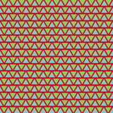 Een abstracte achtergrond met geometrische vormen Stock Afbeeldingen