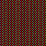 Een abstracte achtergrond met geometrische vormen Stock Afbeelding