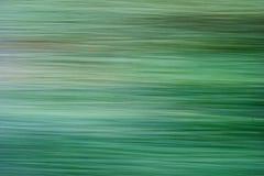 Een Abstracte Groene Horizontale Vage Achtergrond stock afbeeldingen