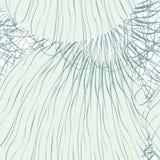 Een abstracte uitstekende patroon naadloze achtergrond. Vector Illustratie