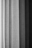 Een abstracte zwart-witte achtergrond Royalty-vrije Stock Afbeeldingen