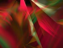 Een achtergrondontwerp met trillende kleuren kan met tint worden aangepast en worden gezeten Stock Foto