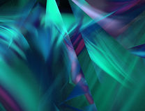 Een achtergrondontwerp met trillende kleuren kan met tint worden aangepast en worden gezeten Stock Afbeelding