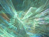 Een achtergrondontwerp met trillende kleuren kan met tint worden aangepast en worden gezeten stock illustratie