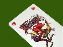 Een andere joker Royalty-vrije Stock Foto's