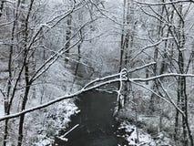Een andere meningsvlek van de winter Royalty-vrije Stock Afbeeldingen