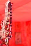 Een antieke, traditionele uitstekende halsband Stock Foto's