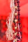 Een antieke, traditionele uitstekende halsband Stock Afbeelding