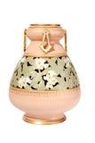Een antieke Victoriaanse vaas stock afbeeldingen