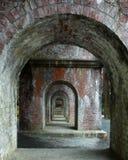 Een aquaduct in Kyoto, Japan Royalty-vrije Stock Afbeelding