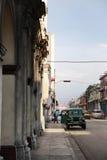 Een avond in Cuba Stock Afbeelding