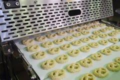 Een bakselmachine Stock Foto
