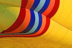 Een ballonfestival in Nieuwe Jers Royalty-vrije Stock Foto's