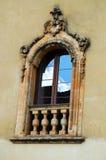 Een barok balkon? Stock Foto's