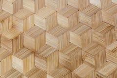 Een beeld van Bamboetextuur Stock Foto