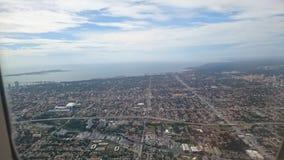 Een beeld van de stad van Miami royalty-vrije stock afbeeldingen