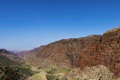 Een beeld voor reusachtige berg stock afbeelding