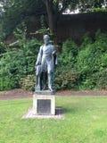 Een beeldhouwwerk in Exeter Royalty-vrije Stock Foto's