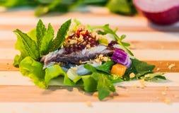Een beetverscheidenheid van gezond voedsel Royalty-vrije Stock Afbeeldingen