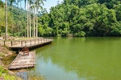 Een beroemd park in Taiwan royalty-vrije stock foto's