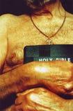 Een bijbel Royalty-vrije Stock Foto